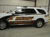 Thayer County Sheriff Vehicle Wrap